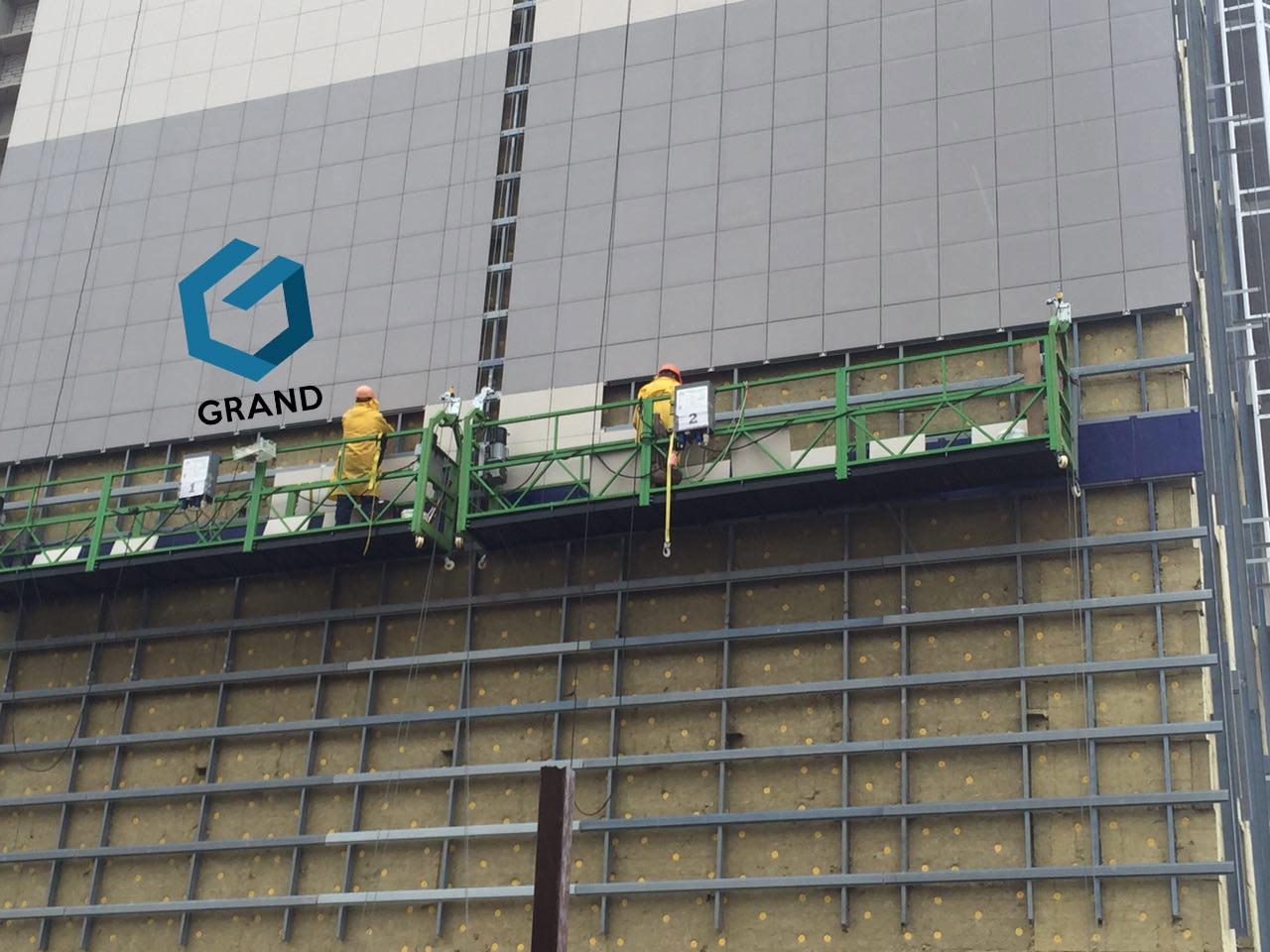 Гарантийный ремонт на ремонт фасада