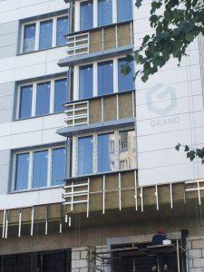 Какие материалы используются при отделке фасада