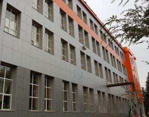 Композитные панели в облицовке фасадов