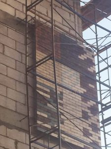 Преимущества навесных фасадных систем
