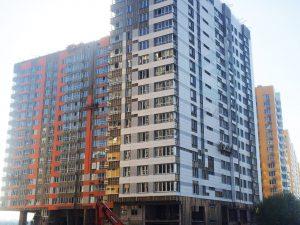 Фасадные материалы для отделки навесных конструкций
