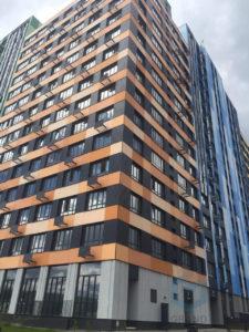 Навесные вентилируемые фасады виды и особенности